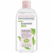 Diadermine essentiel bio eau micellaire flacon 400ml