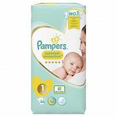 Pampers new baby géant couche bébé T1 x44