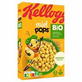 Kellogg's miel pop's bio 320g