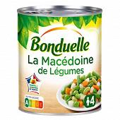 Bonduelle macédoine de légumes 4/4 530g