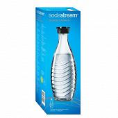Sodastream carafe en verre réutilisable pour machine crystal 3000080