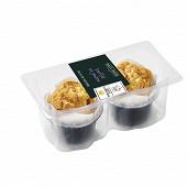 Soufflé au jambon 2x110g