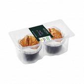 Soufflé au fromage 2x110g