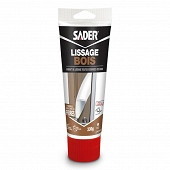 SADER ENDUIT LISSAGE BOIS TUBE 330G