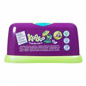 Kandoo lngettes rechargable melon x55