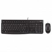Logitech Pack clavier + souris silent sans fil combo graphite MK295