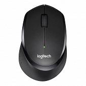 Logitech Souris sans fil silent noire M330