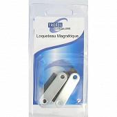 Loqueteau magn. 4 KGS marron X 2