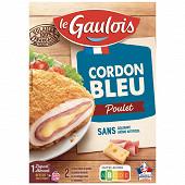 Le Gaulois cordon bleu de poulet 200g