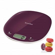 Terraillon Balance culinaire électronique 5kg macaron prune 13687