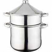Couscoussier tajine inox 6 litre induction