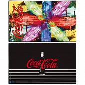 Sous-main coca-cola