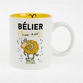 Mug gres 32cl horoscope belier
