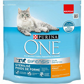 Purina one bifensis stérilisé poids de forme 1,5kg