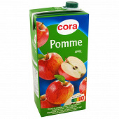 Cora nectar pomme brique 2l