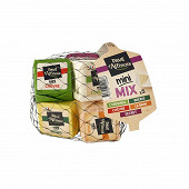 Pavé d'affinois filet 5 minis variétés mix 130g
