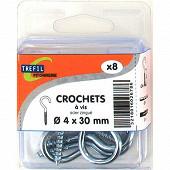 Crochet AZ 4,0X30