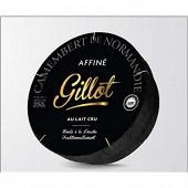 Gillot camembert AOP Edition Gourmet 22%mg 250 g