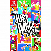 Jeu switch just dance 2021