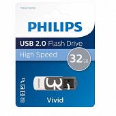 Philips Clé usb 32 gb vivid grise FM32FD05B/00