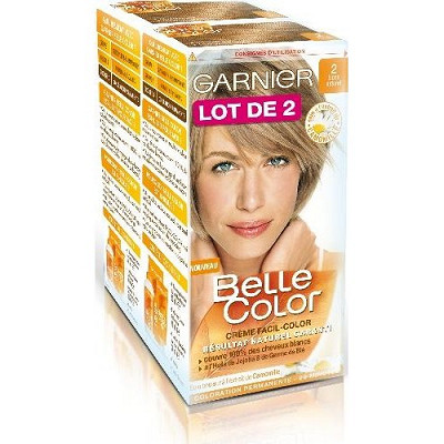 Garnier Belle Color coloration 02 Blond lot de 2