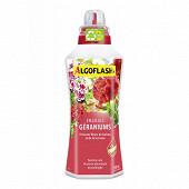 Algoflash engrais géraniums fleurs balcon 750 ml