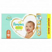 Pampers premium protection taille 3 - 96 couches -6-10kg