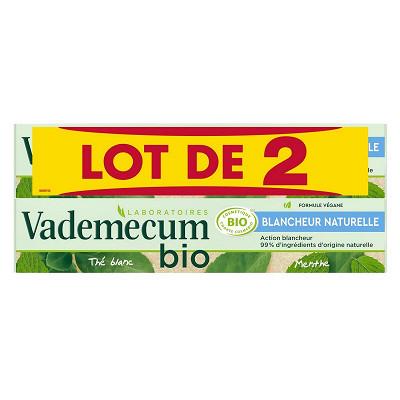 Vademecum Vademecum tube bio blancheur nat l2