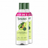 Timotei shampooing femme huile d'avocat lot 2x300 ml