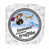 Tomme moleson fourrée farce truffe 160g 25%mg/pt
