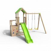 Aire de jeux ultra xperience en bois