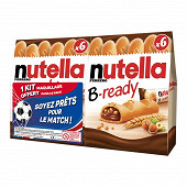 Nutella b-ready biscuits 264g