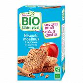 Dukan biscuits bio moelleux à la pomme et à la cannelle 150g