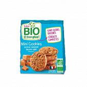 Dukan mini cookies bio saveur caramel beurre salé 120g