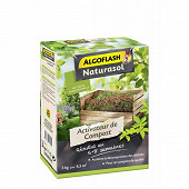 Algoflash naturasol Activateur de Compost 3 kg