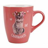 Mug chat charmante