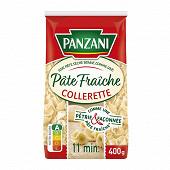 Panzani une pate seche bonne comme une pate fraiche collerette 400g