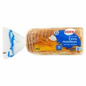 Cora pain de mie extra moelleux 280g