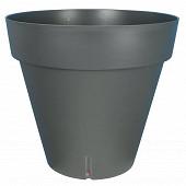 Loft rond 30 gris avec réserve d'eau