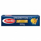 Barilla pates spaghettoni n°7 500g