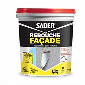 SADER ENDUIT REBOUCHAGE FACADE PATE 1.5KG