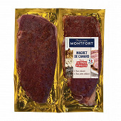 Maison Montfort magret de canard au piment d'Espelette x2
