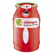 Antargaz recharge de gaz Calypso butane 10kg