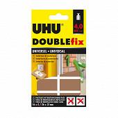 UHU 16 pastilles doublefix universel - ultra fort 4 kg - 26 m X31mm