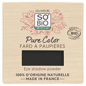 So bio fard a paupieres pure color 05 noir onyx