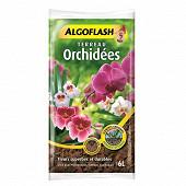 Algoflash terreau orchidées 6 l