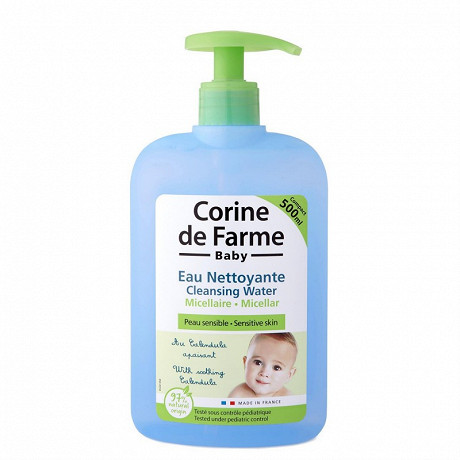 Corine De Farme eau nettoyante micellaire 500ml