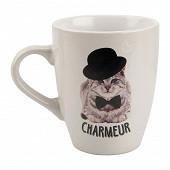 Mug chat charmeur