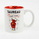 Mug gres 32cl horoscope taureau