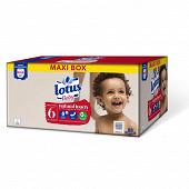 Lotus baby culottes T6 (16-26kg) x68 maxi box